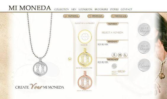 colgante, necklace, mi moneda, silver, celebs, rihanna, paula echevarria, fashion