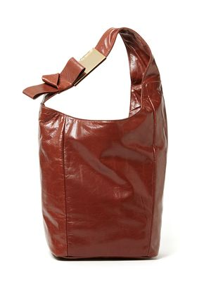 VINCE CAMUTO Dylan Washed Lamb Hobo