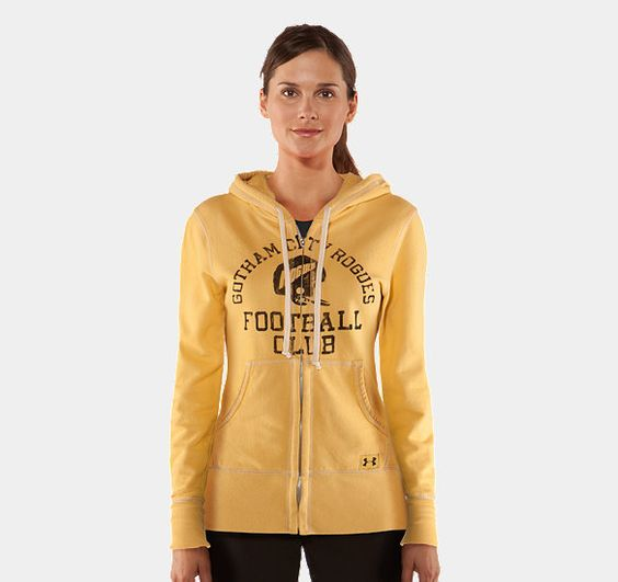 Get your Gotham City Rogues gear (including jerseys!) from Under Armour. At least... I would if it was under eighty bucks.