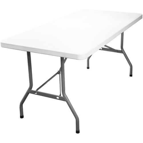 5 Foot Folding Table And Plastic Folding Tables In Stock At Ctc Event Furniture Contact Us Today Folding Table Table Banquet Tables