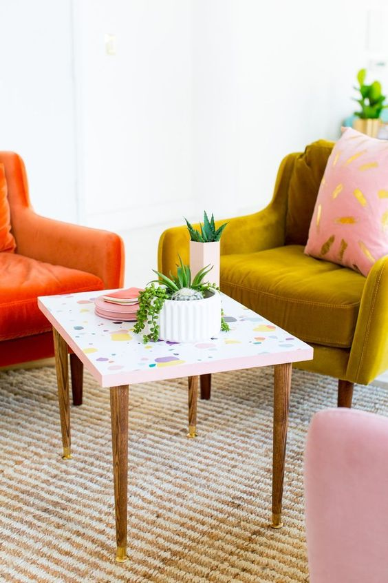 Cool Colorful Home Decor
