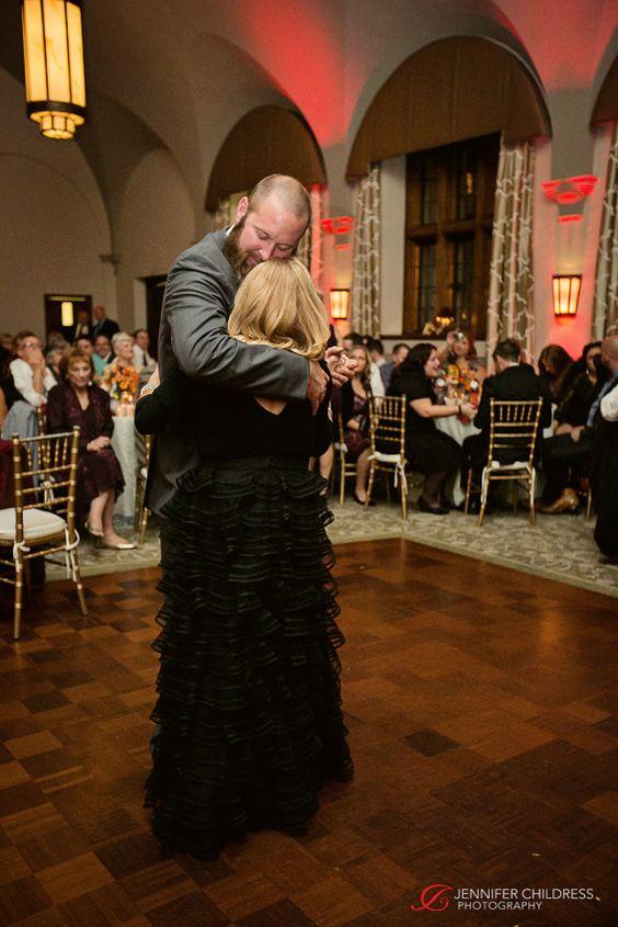 Jennifer Childress Photography | Merion Tribute House | Wedding | Merion Station, PA | Fall Wedding |  Groom | Mother of the Groom | Mother - Son Dance |                   www.jennchildress.com