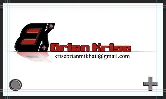 Just the start of my business card.