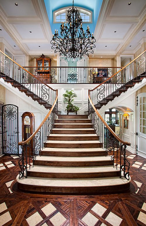a world of dream homes | ::Decor Details:: | Pinterest | Stairs ...
