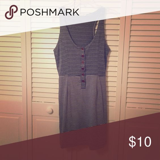 Urban Renewal Dress Fitted cotton dress in great condition Urban Outfitters Dresses Mini