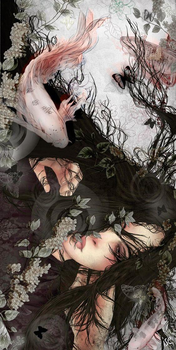 Hosber Art - Blog de Arte & Diseño.: Las ilustraciones de Ise Ananphada