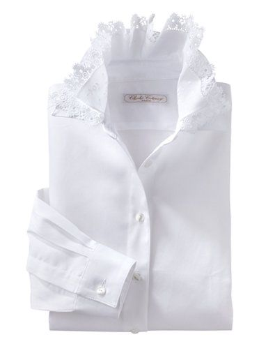 katarina lace shirt - shirts & tops - women - Gorsuch