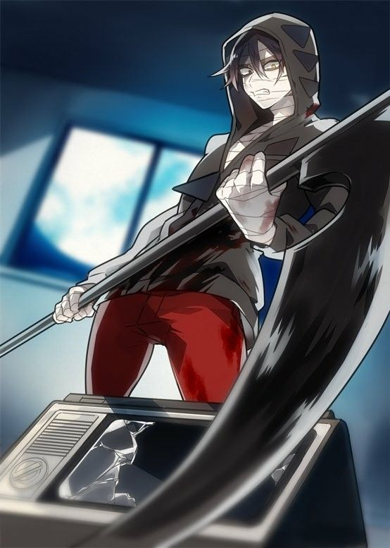 Pin By Dine On Angels Of Death Angel Of Death Anime Angel Death