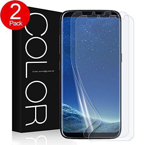 Verfugbar G Color Galaxy S8 Plus Schutzfolie Fehler Vermeiden Blasenfreie Mit Hulle Nicht Panzerglas Screen Protectors Galaxy S8 Screen Protector Iphone