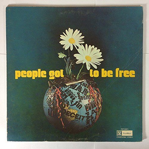People Got To Be Free - Folk Gospel Compilation 1972