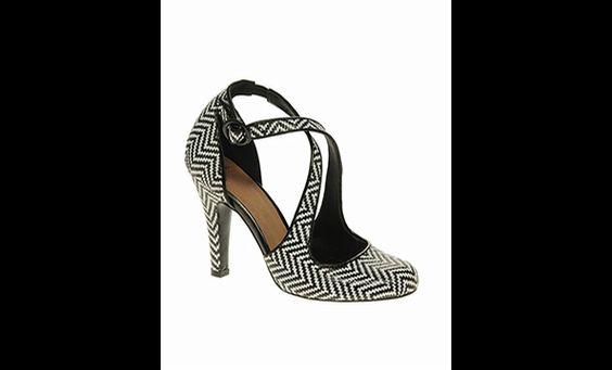 Savannah high heels from asos.com $80.57