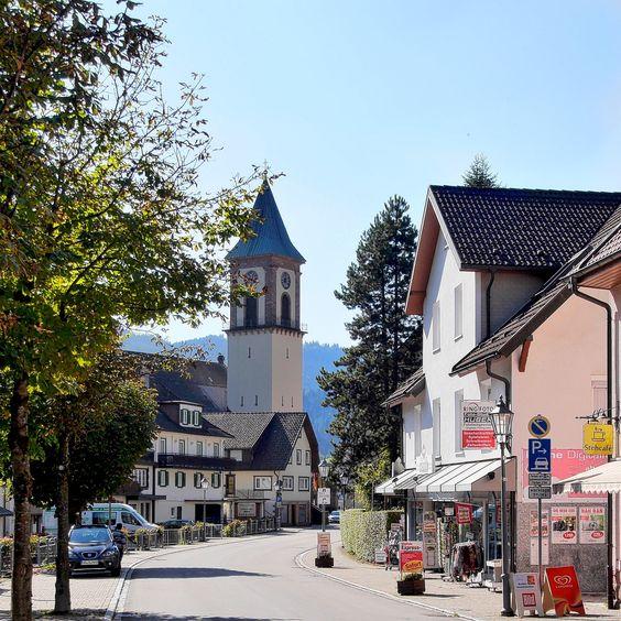 Bad Rippoldsau  Schwarzwald Bodensee