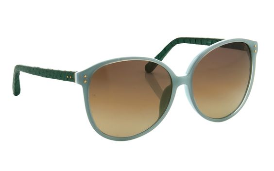 Linda Farrow Luxe 203 C5 #sunglasses - Shop from the brilliant selection of sunglasses made by #SUNGLASSCURATOR.com