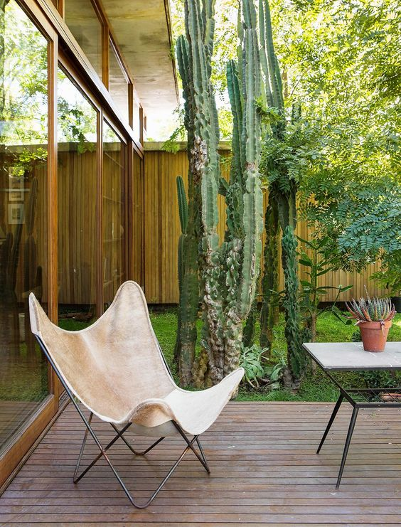 À Buenos Aires, une maison de rêve qui dialogue avec la nature - Madame Figaro