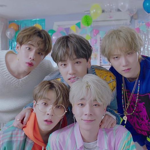 Rubin Bc Jehyun Junghoon Jinwoo 1team Vibe Hello Kpop Boy Groups Kpop Groups Korean Idol