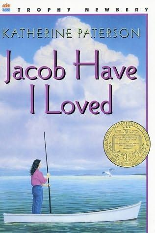 an analysis of the book jacob have i loved by katherine paterson Katherine paterson interview transcript  what inspired you to write jacob have i loved  have you ever written a funny book or a book with a lighter.