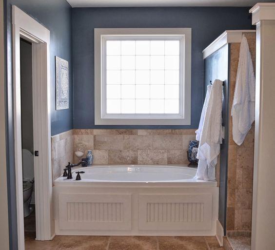 Sherwin williams slate tile and sherwin williams urban putty bathroom paint master bathroom - Sw urban putty ...