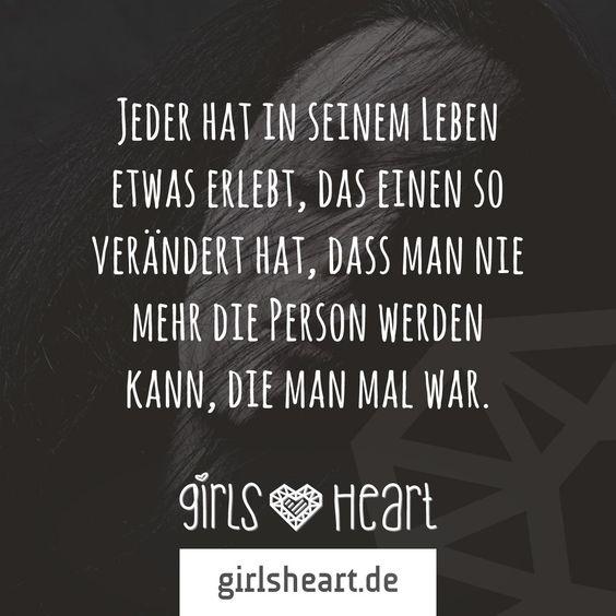 mehr sprüche auf: www.girlsheart.de #leben #erlebt #enttäuschung