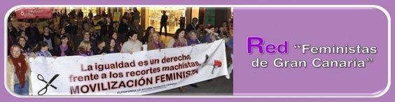 Las Feministas de Gran Canaria piden movilizarse ante los recortes machistas - http://gd.is/ORx7bP