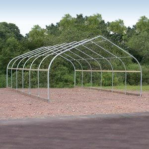 growers supply- Cold Frames - ClearSpan Gothic Cold Frames