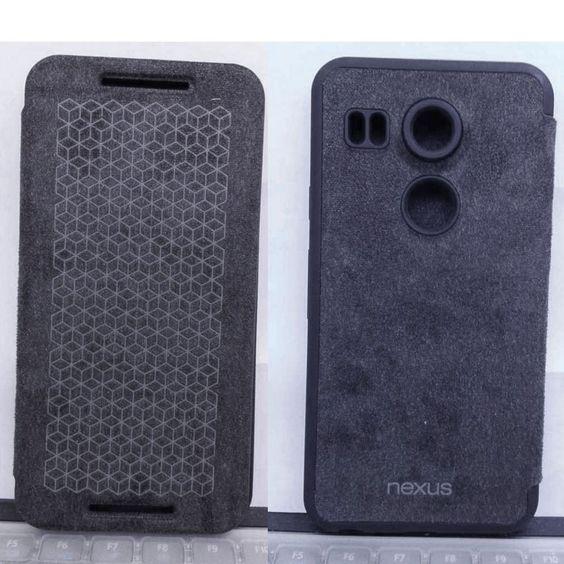 For GOOGLE NEXUS 5X 6P Case Official Best Quality Smart Case Silicon TPU Leather flip Cover for LG NEXUS 5X 6P No: L5X4