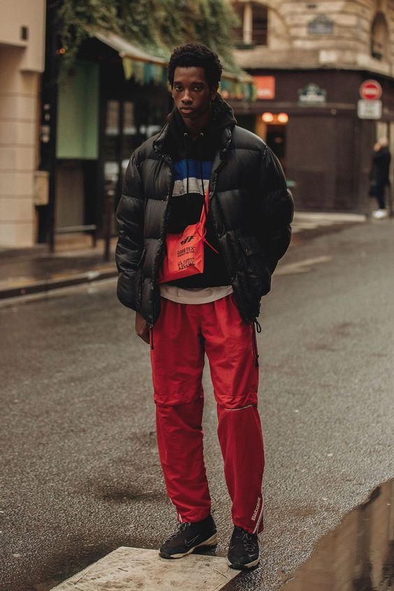 The Best Menswear Street Style from Paris | British Vogue