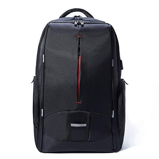 17 3 Inch Laptop Backpack With Usb Port Kalidi Waterproof Rucksack Lightweight Notebook Bag Hiking Knapsack Student Laptop Backpack Womens Backpack Laptop Bag