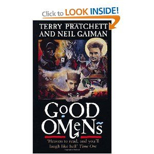 Good Omens by Terry Pratchett - Explains the M25!