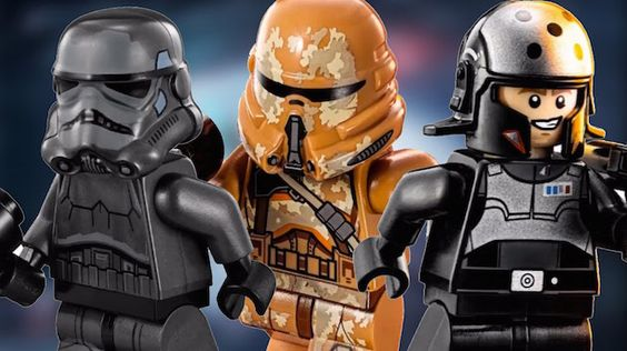 Les nouvelles sorties Lego Star Wars 2015 (Calendrier Avent inside…)