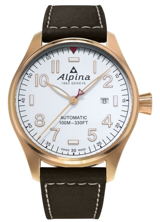 Alpina Startimer Pilot Automatic Ref. AL-525S4S4