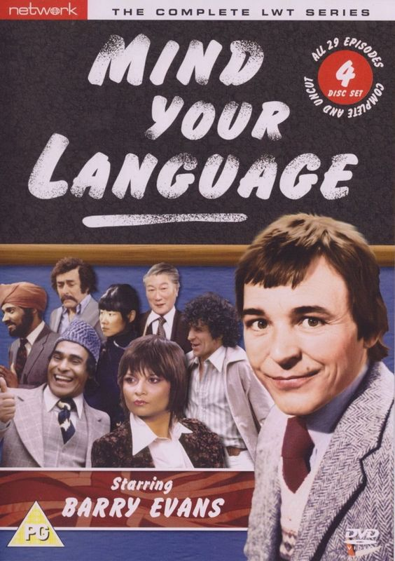 Mind Your Language (1977)Although its not a movie but growing up this was our family's fav comedy series
