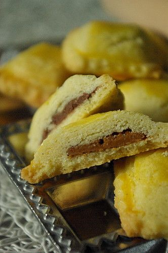 raviolis au nutella | Recettes desserts | Pinterest | Nutella ...