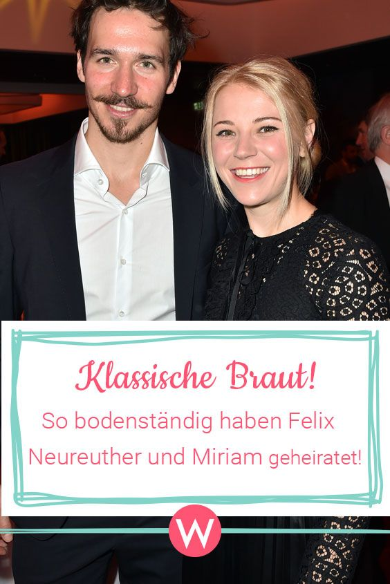 Felix Neureuther Hat Geheiratet Heiraten Braut Schone Brautkleider
