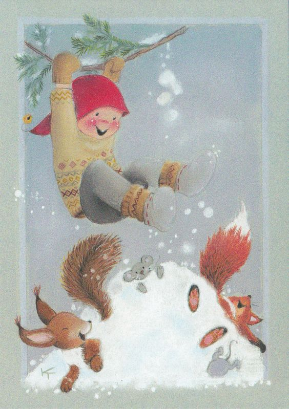 Winterspaß Kaarina Toivanen