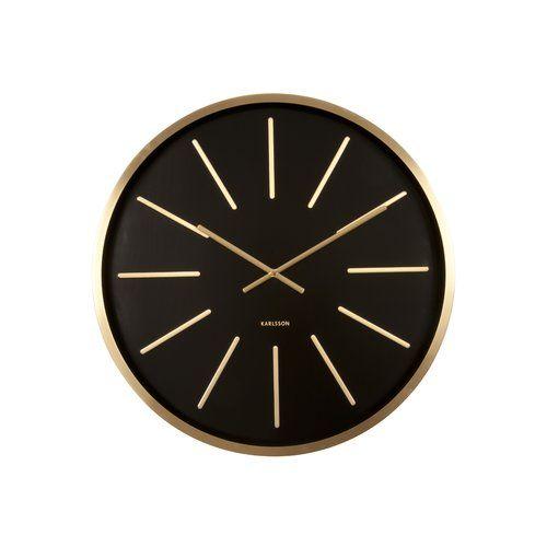 Karlsson World Class 60cm Maxiemus Wall Clock Clock Wall Clock Dial Cool Clocks