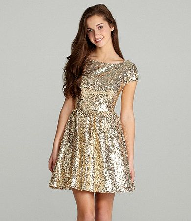 Party &amp- Evening Dresses : Juniors Dresses - Dillards.com - Dance ...