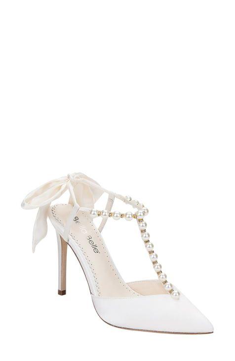 Wedding Shoes From Nordstroms Strap Sandals Women Pearl Shoes Womens Wedding Shoes