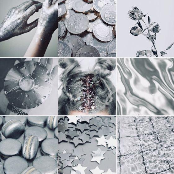 Silver Aesthetic Gray Aesthetic Aesthetic Image