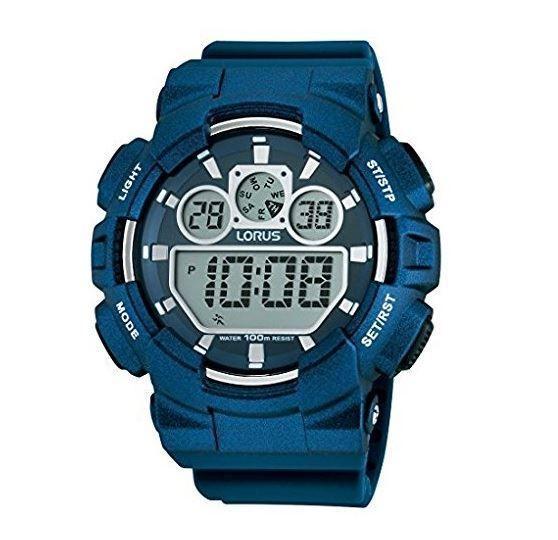 Lorus Men S Digital Watch R2337jx9 David Christopher Jewellers Mens Digital Watches Quartz Watch Watches