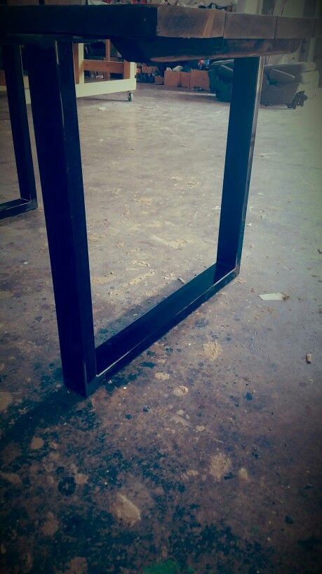 Gambe in ferro x tavolo da soggiorno xlab design made in italy ...