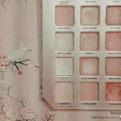 Makeup Eyeshadow Palette Luxury Soft Aesthetic Pastel Pale