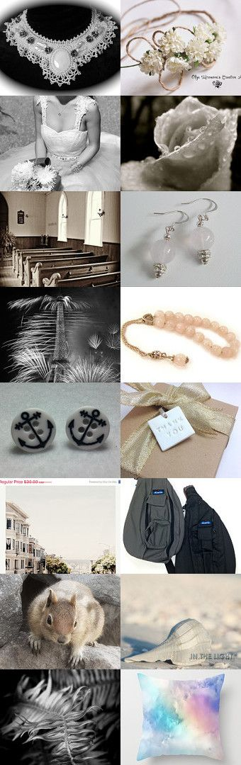 Calm and Quiet Neutrals by Nancy Goldstein on Etsy--Pinned with TreasuryPin.com #octoberfinds
