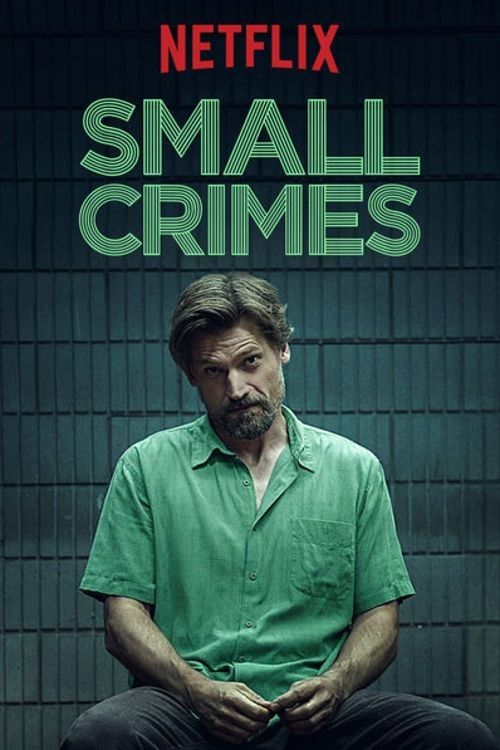 Small Crimes (2017) HDRip