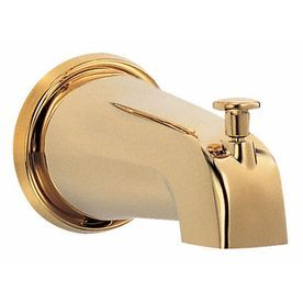 Danze Brass Tub Spout With Diverter D606425pbv