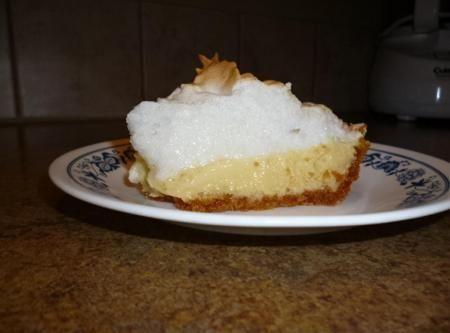 Never fail meringue Recipe