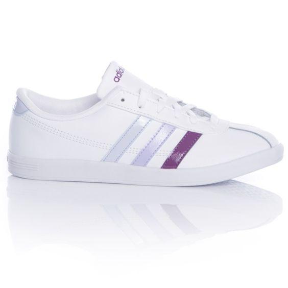 Adidas Neo Mujer Blancas Y Verdes