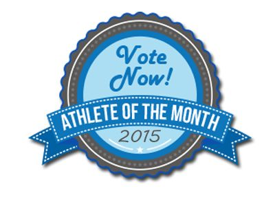 Vote now for Athlete of the Month! Voting ends 5/13