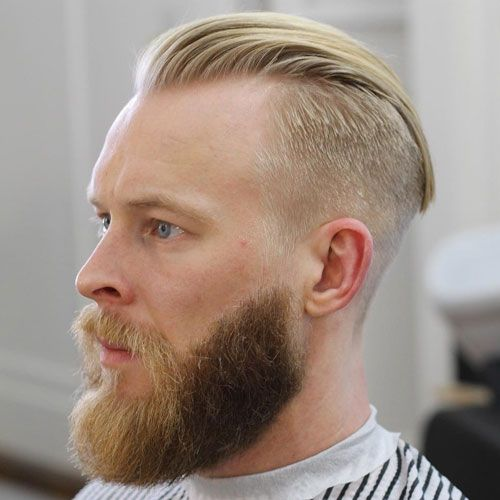45 Best Hairstyles For A Receding Hairline 2020 Styles Hairstyles For Receding Hairline Long Hair Fade Mens Haircuts Fade