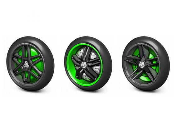 Segway Wheel Concepts