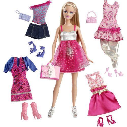 Barbie Fashion Doll Giftset